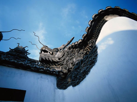 feng shui taoísmo construcciones chinas Elementos Mitológicos Arquitectura 3